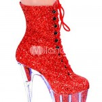 5-High-Heel-Platform-Red-Clear-Sexy-Ankle-Boots-24130-1