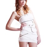 Adorable-White-Silk-Strapless-Club-Dress-For-Ladies-76155-5